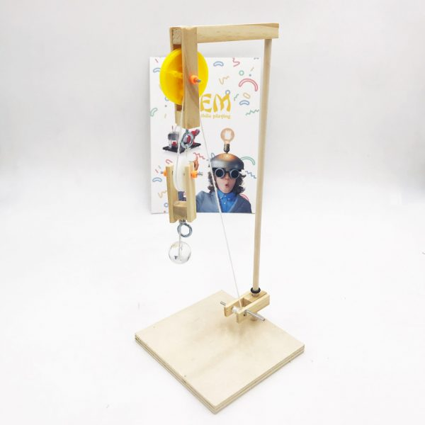 Elementary School Science Kits ; Pulley experiment