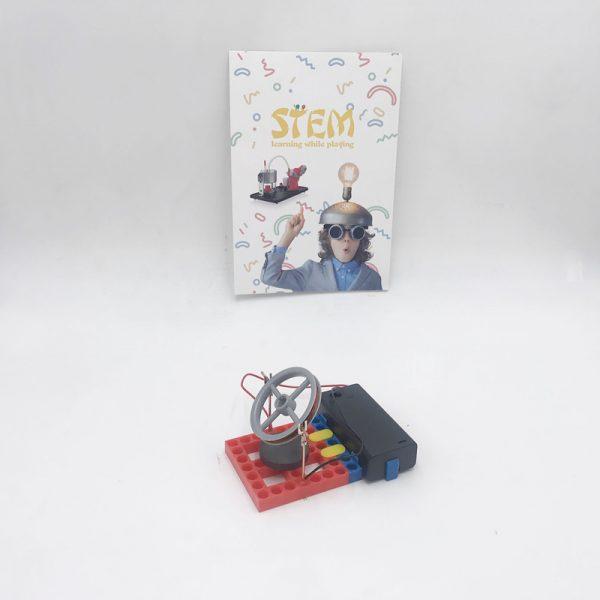 Elementary School Science Kits ;DIY Motor