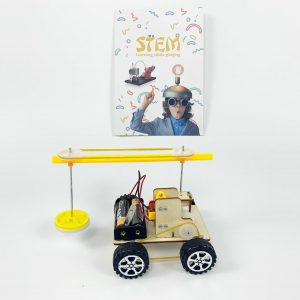 Science Experiment Kits for Middle School ;DIY Sweeping Robot